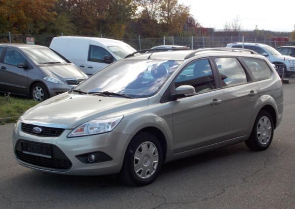 Ford Focus Rental